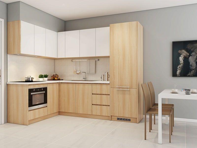 7 sai lầm thường gặp khi thiết kế nội thất mẫu nhà bếp đơn giản nhà cấp 4