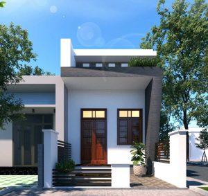 đơn giá xây nhà cấp 4 gác lửng mái tôn ưu điểm