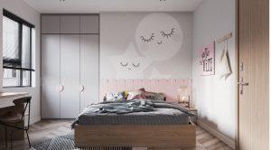 Cách phối màu sơn phòng ngủ diện tích nhỏ