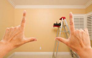 định mức sơn tường