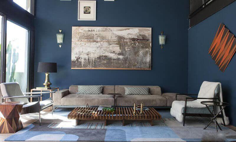 Định mức sơn tường đối với nhà cũ và nhà mới
