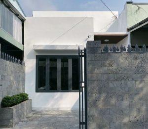 mẫu nhà mái bằng 1 tầng đẹp ở đồng nai