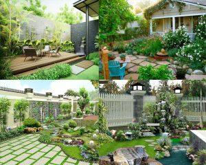 15+ Thiết Kế Nhà Vườn Đẹp Khiến Bạn KHÔNG THỂ RỜI MẮT