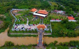 nhà thờ tổ Hoài Linh ở quận 9