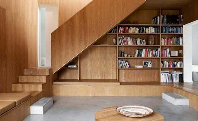 Vì sao cần phải trang trí gầm cầu thang?
