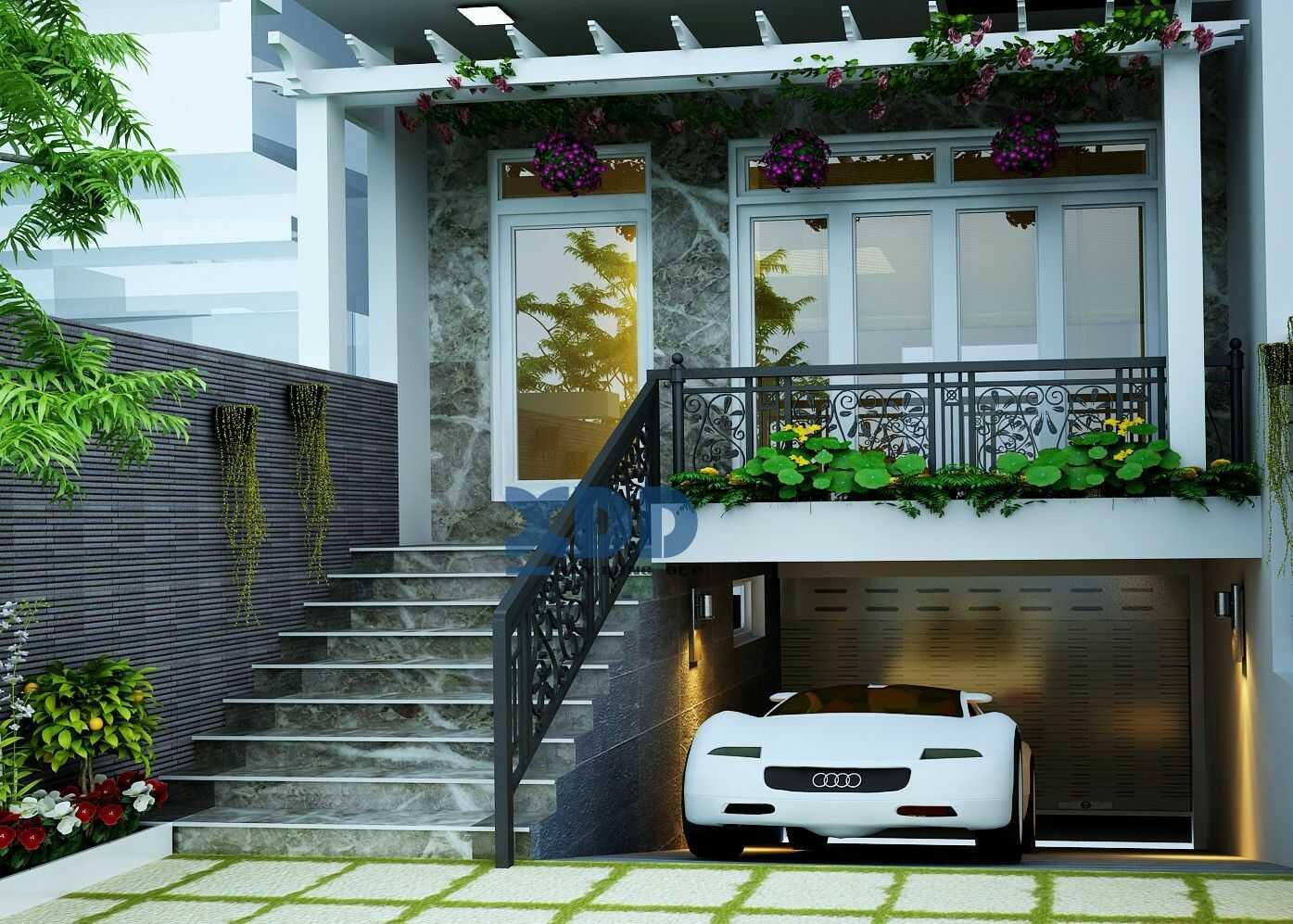 15+ Mẫu Nhà Có Tầng Hầm Chìm ĐỘC - SANG Nhất 2021