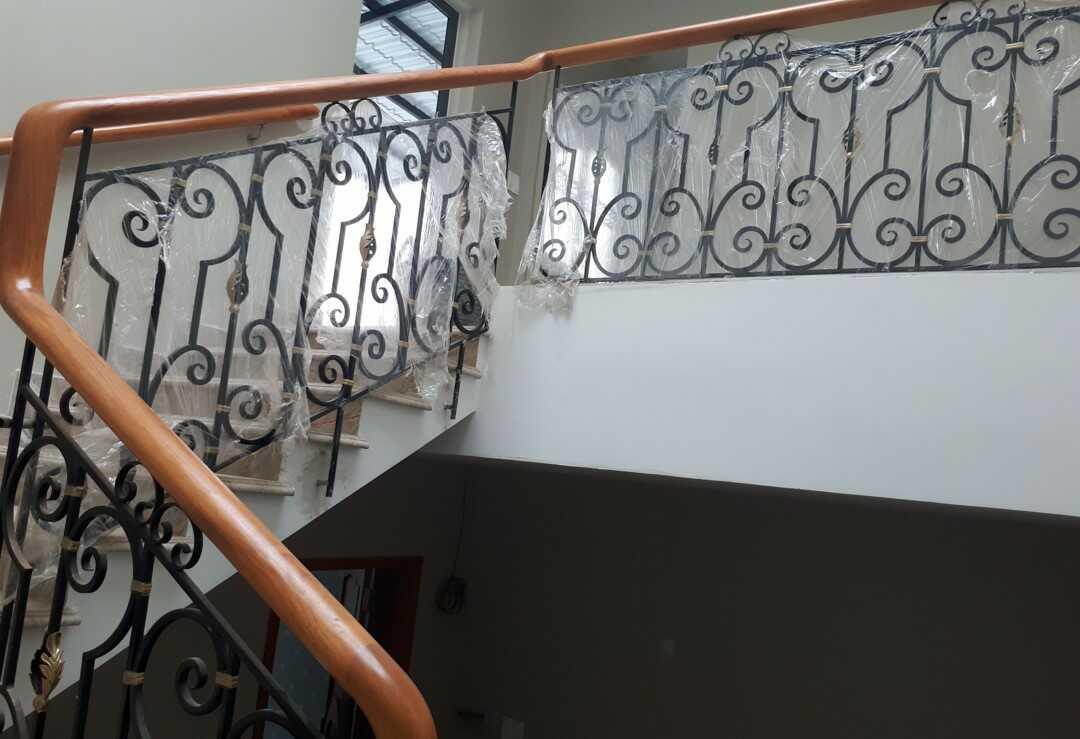 Ứng dụng của cầu thang sắt mỹ thuật